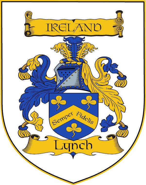 Medieval Origin Of Lynch Name An Docht 250 Ir 211 Loingsigh