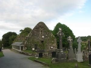 St Gobnaits Graveyard